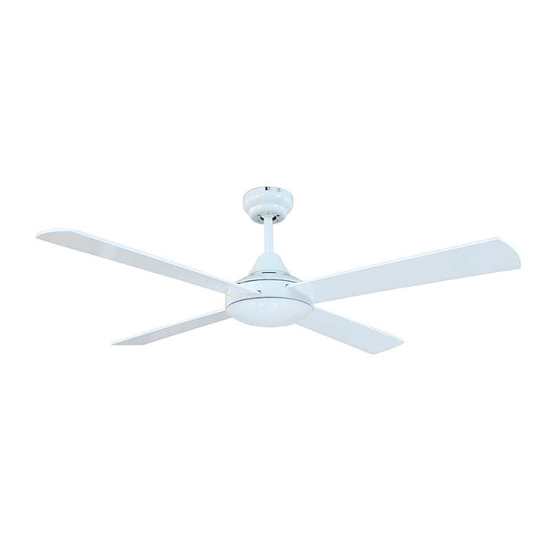 "Tempo AC 48"" Ceiling Fan White"