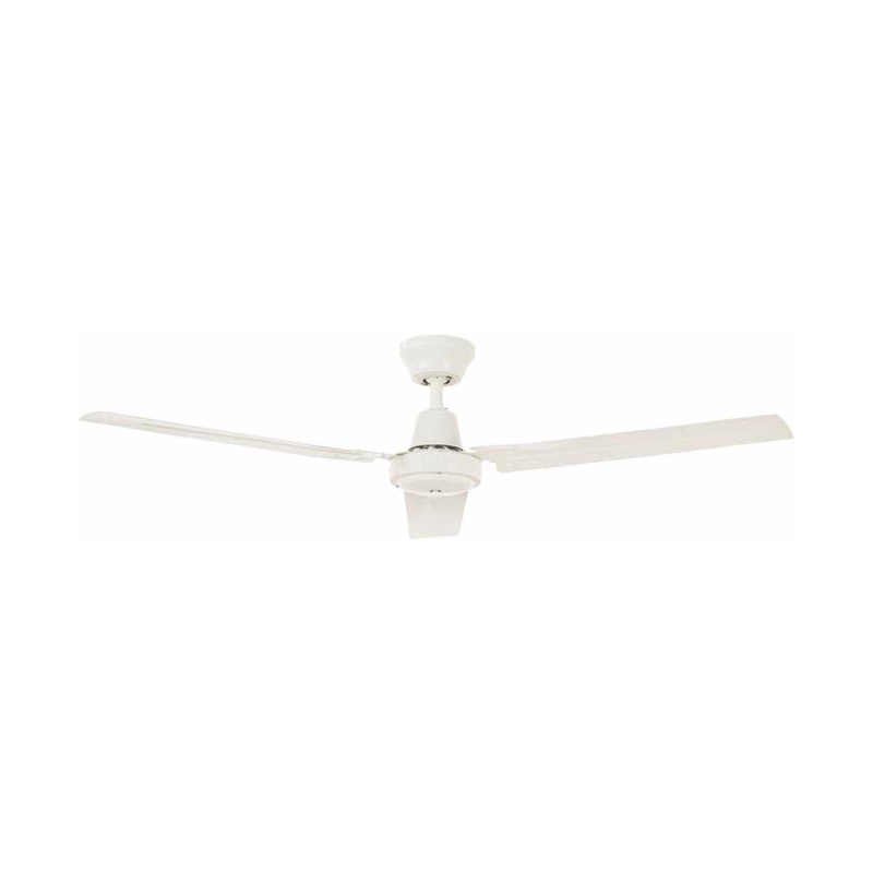 "Airmotion AC 48"" Ceiling Fan White"