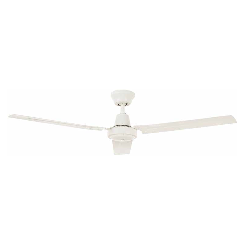 "Airmotion AC 56"" Ceiling Fan White"
