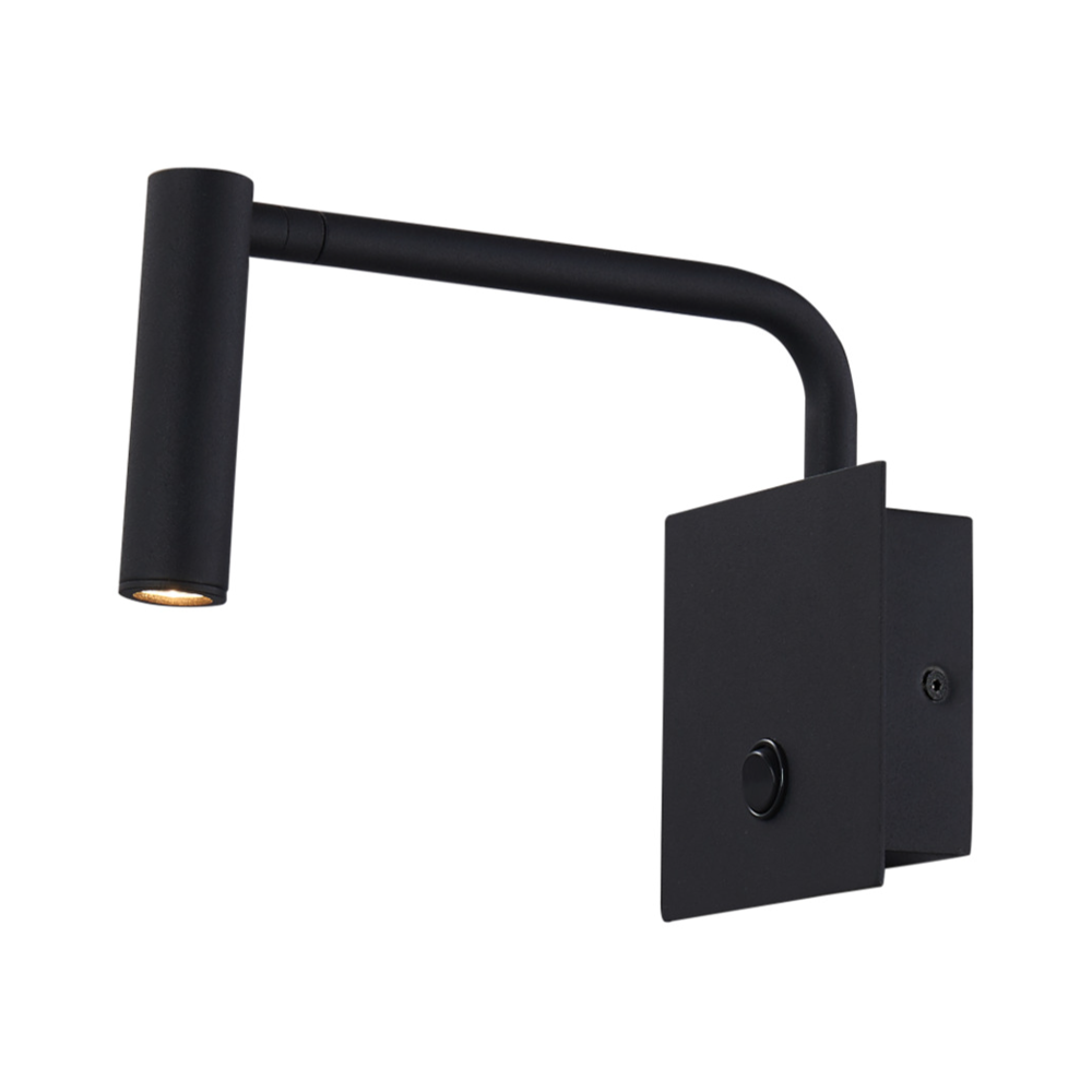 Piviot Wall Light with Switch