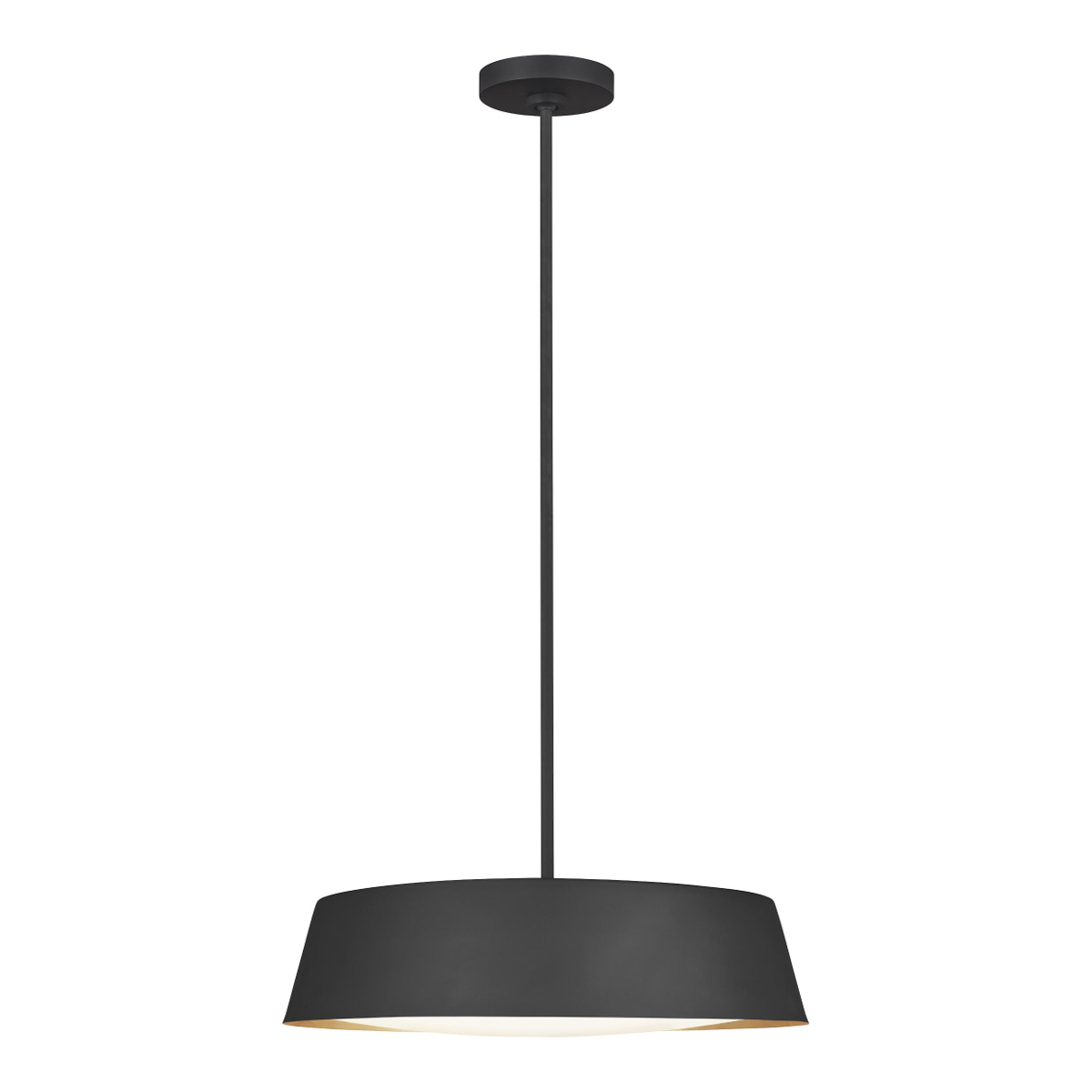 Asher Pendant Midnight Black