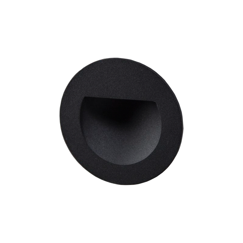 Dexim Step Light Round Black