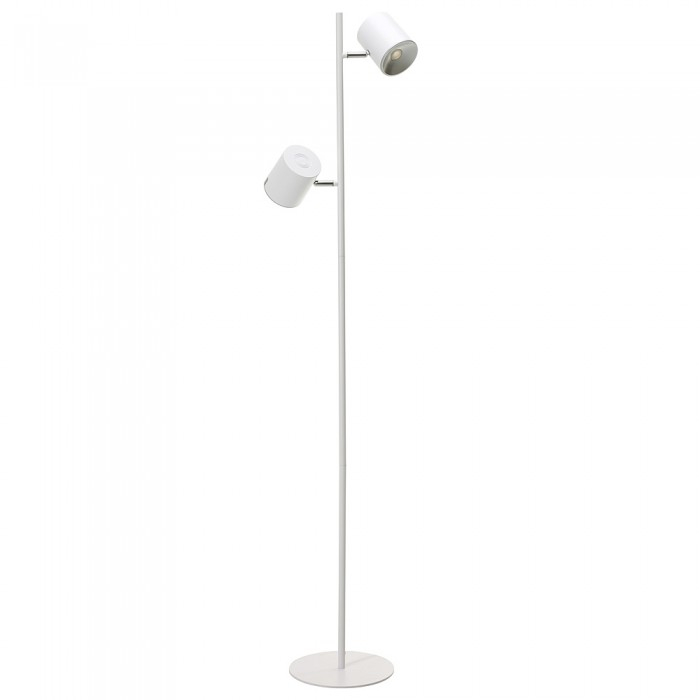 Arlo Floor Lamp White
