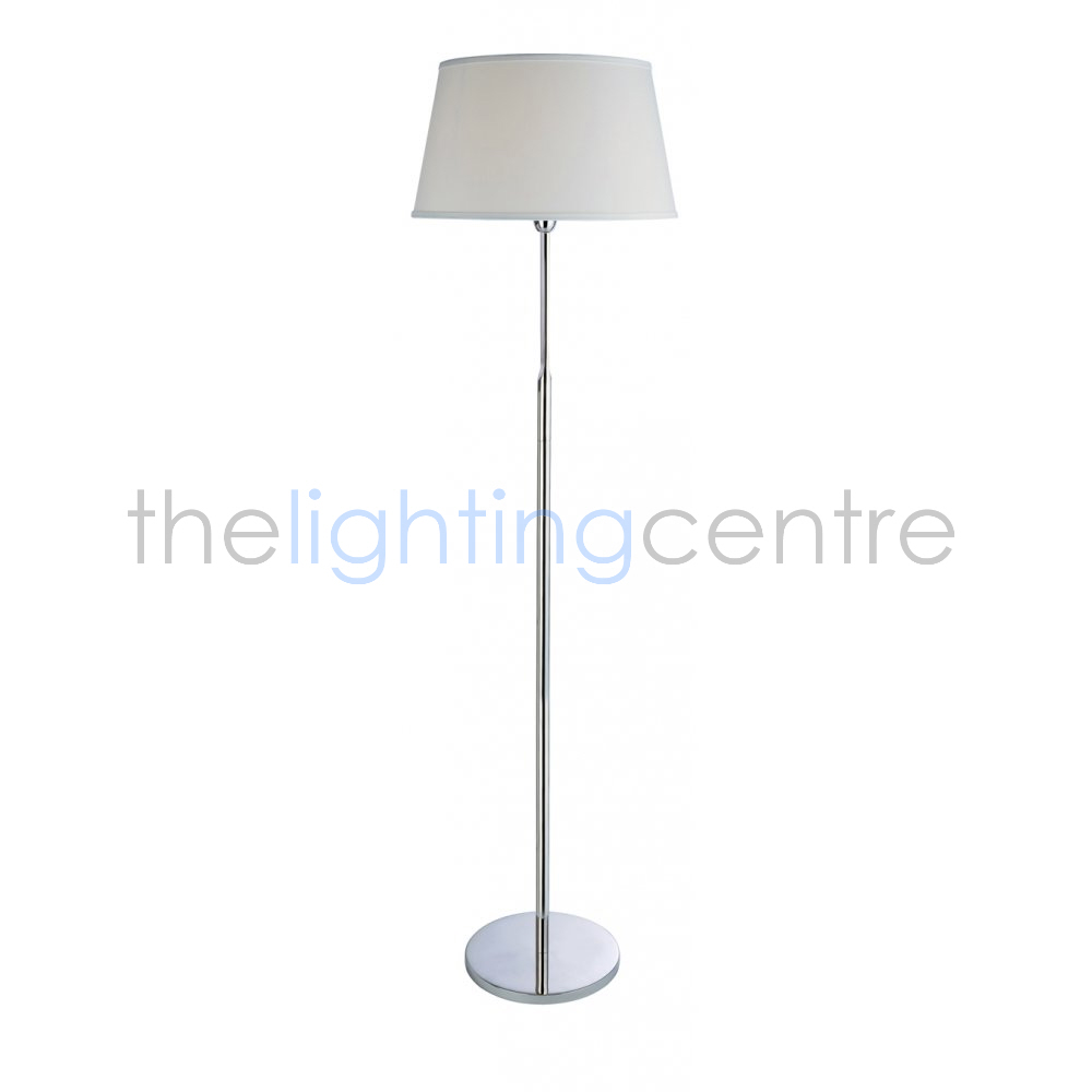 Floor lamps to decorate and enliven your home inox round floor aloadofball Gallery
