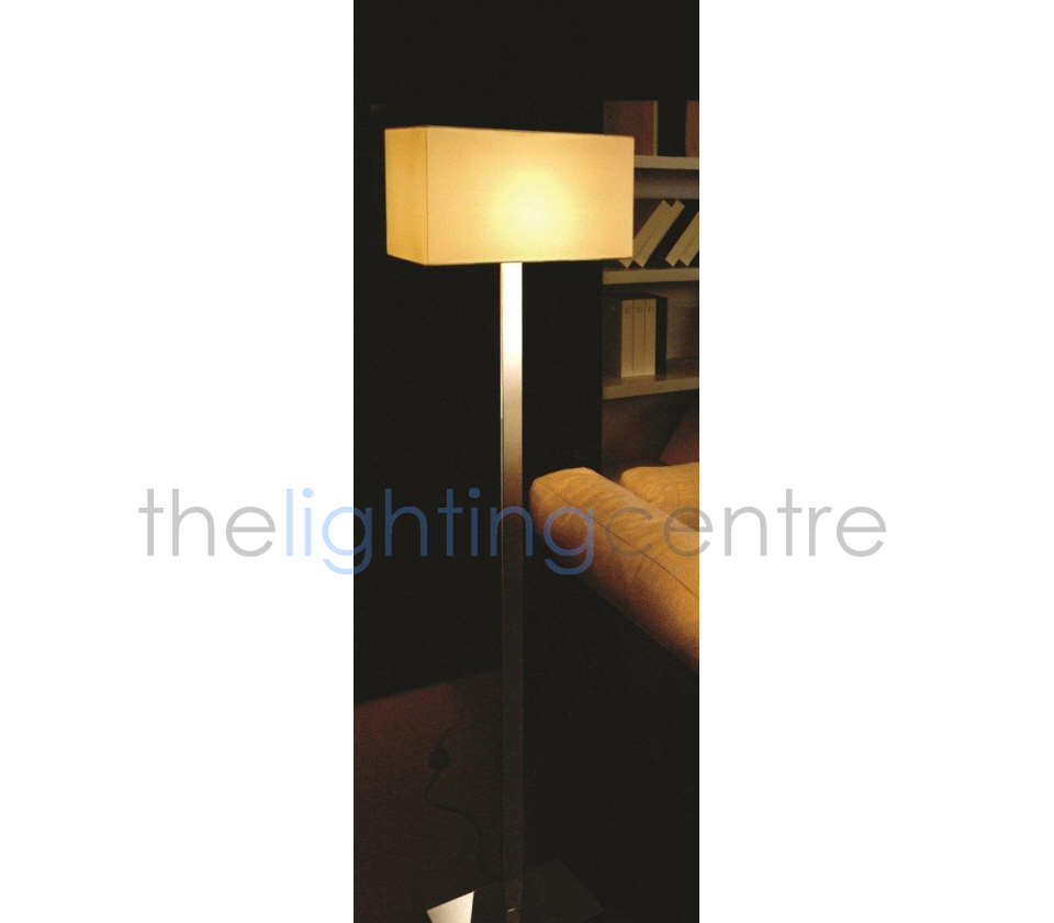 Floor lamps to decorate and enliven your home inox rectangle floor aloadofball Gallery