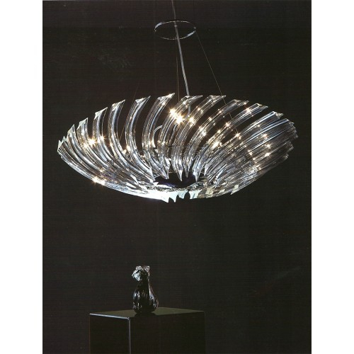 Messini 10 Light Pendant