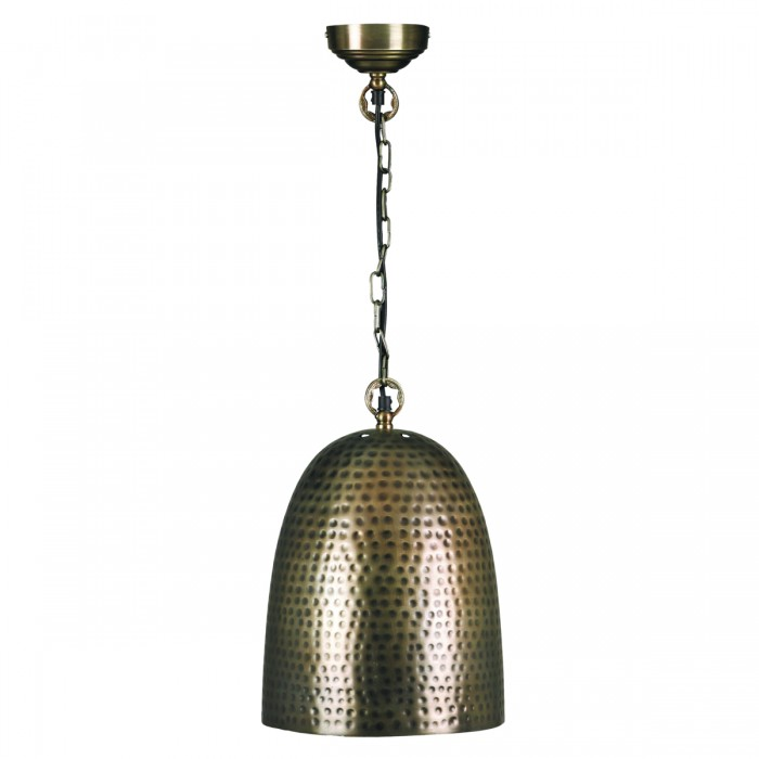 Adra 250mm Pendant in Bronze