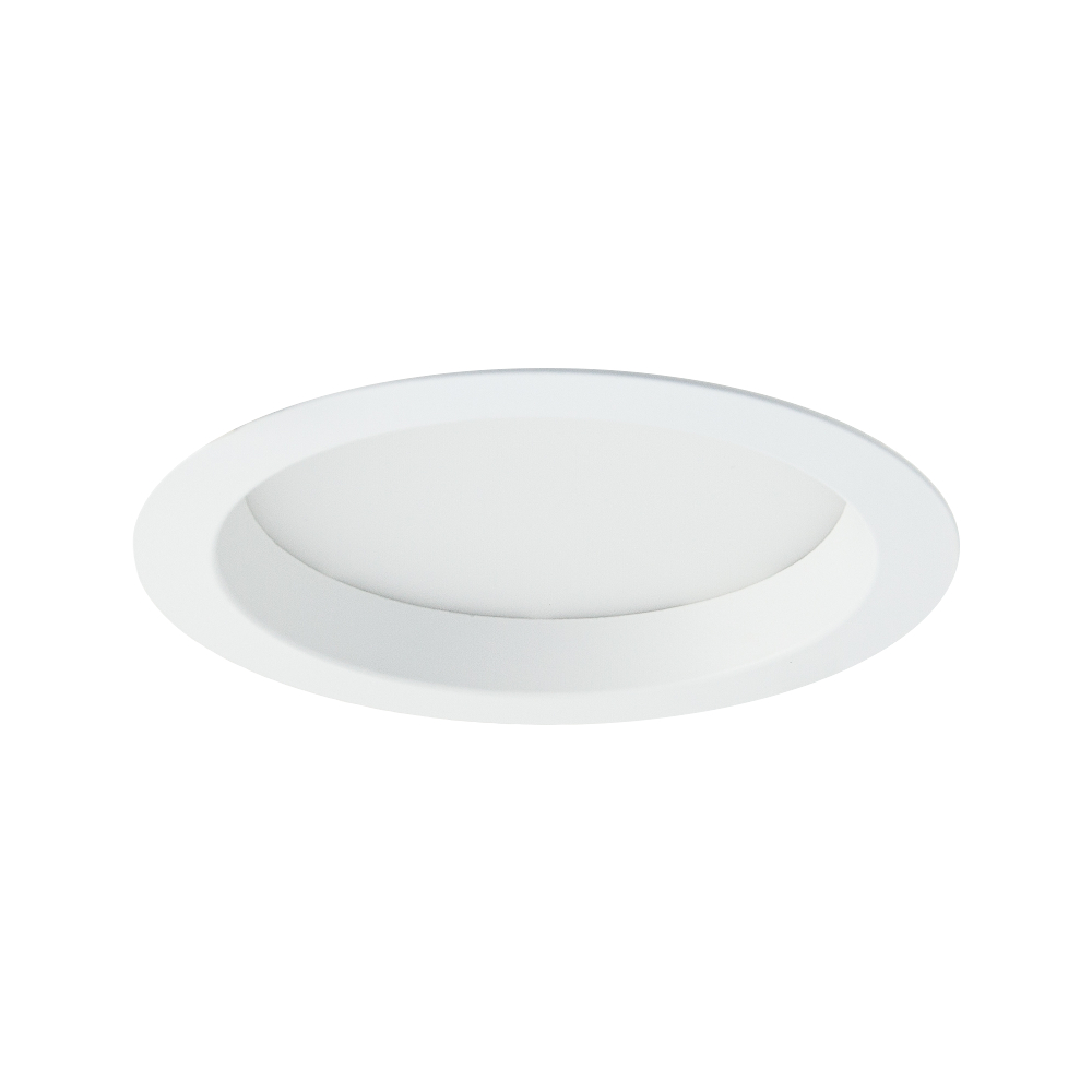 R767 Ecolight 195mm White Downlight