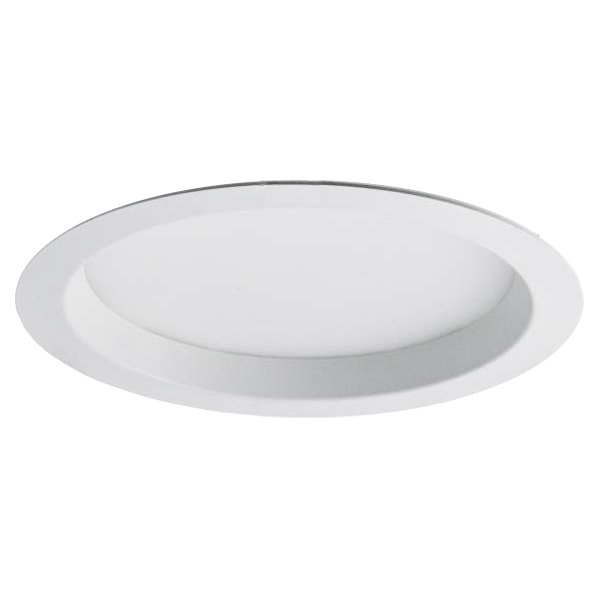 R769 Ecolight 260mm White Downlight