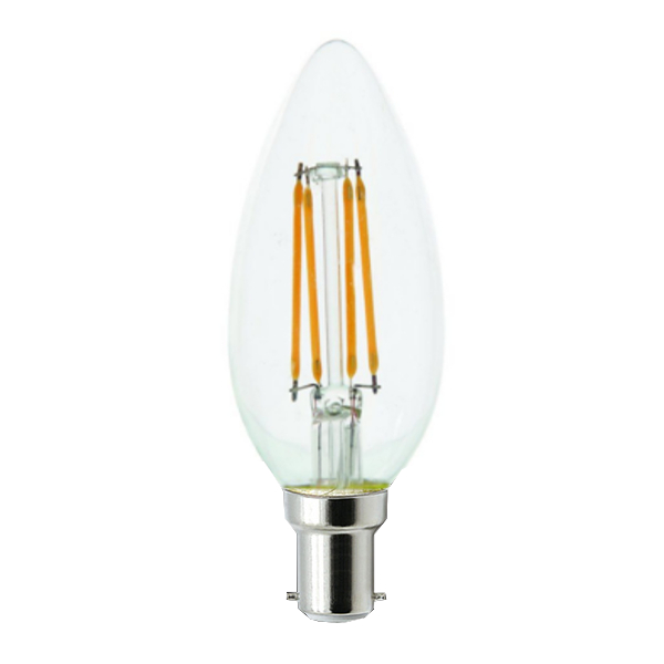 SBC Candle 4W 400LM Dimmable