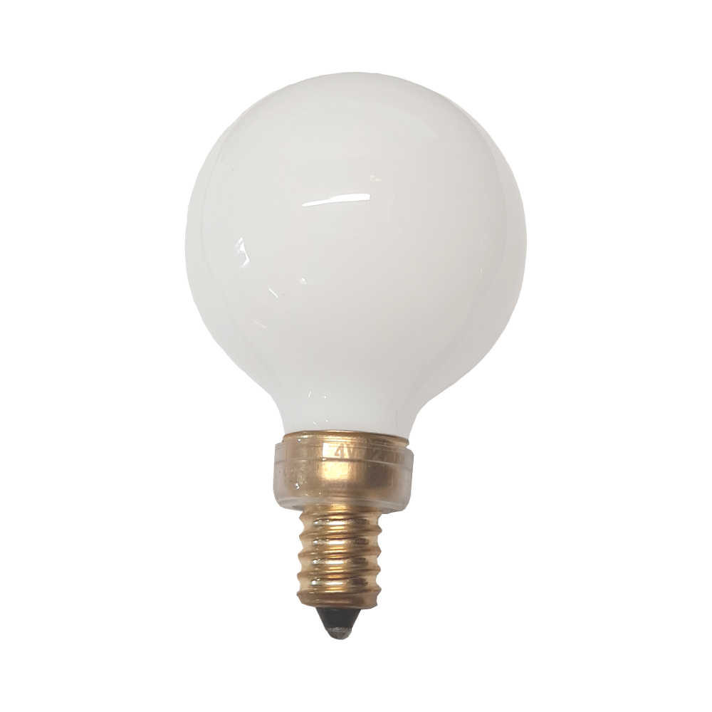 E12 Fancy Round G50 4W - Dimmable