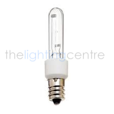 E12 Halogen Krypton T3 240V Clear