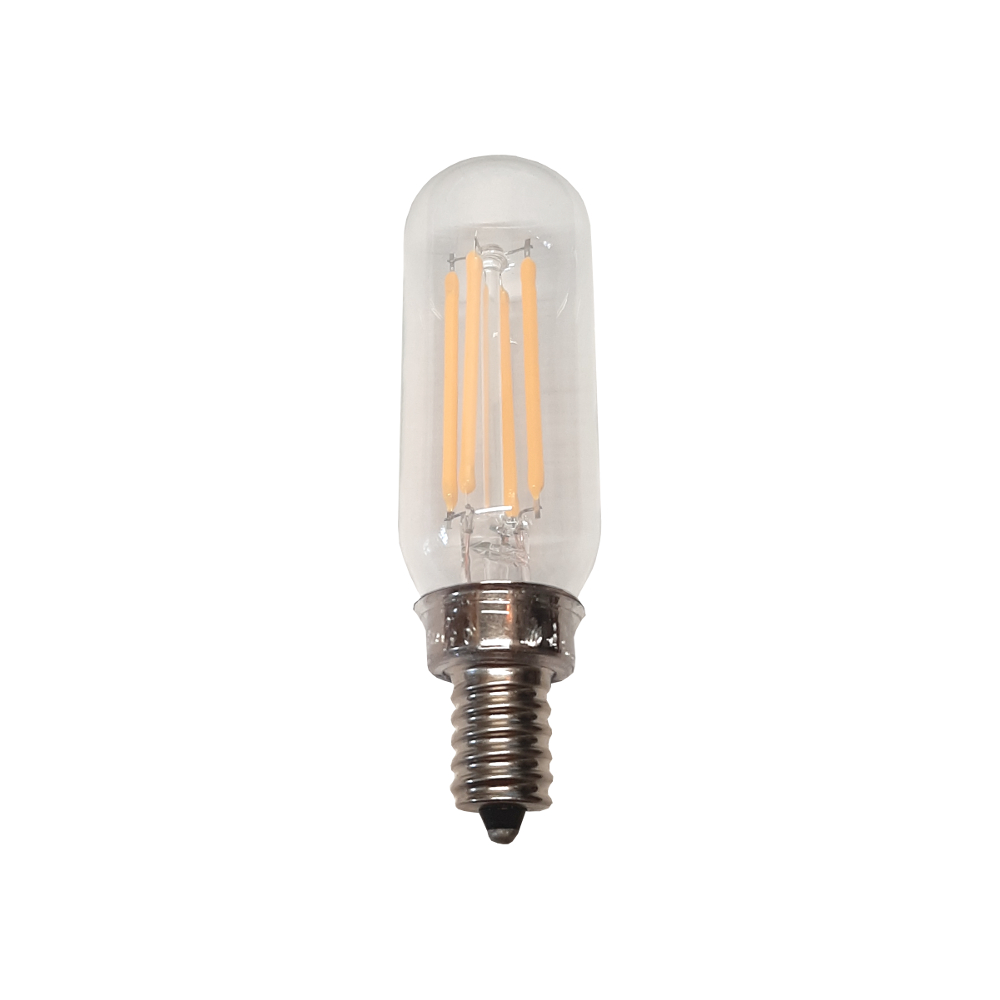 E12 Tubular 4W 400lm - Dimmable