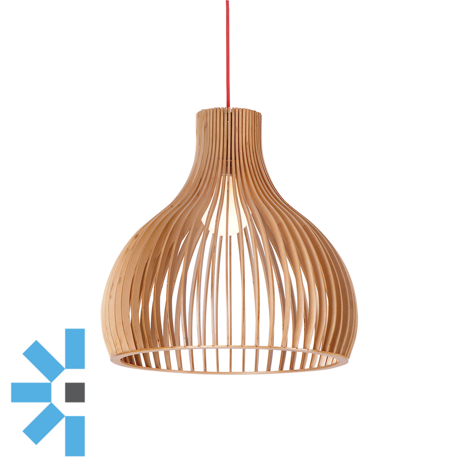 plywood lighting. Geometric Dome Plywood Pendant Lighting
