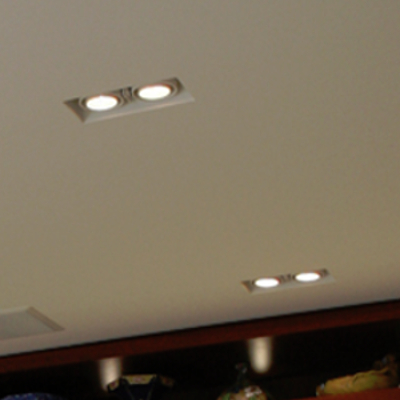 Plasterbox Trimless Downlights