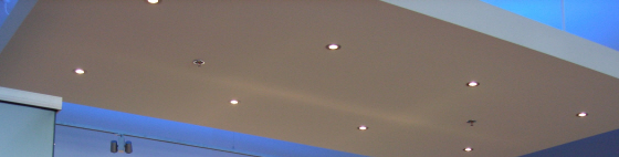 Recessed Downlights Insitu