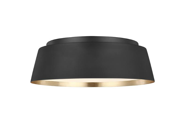 Ascher Ceiling light Black