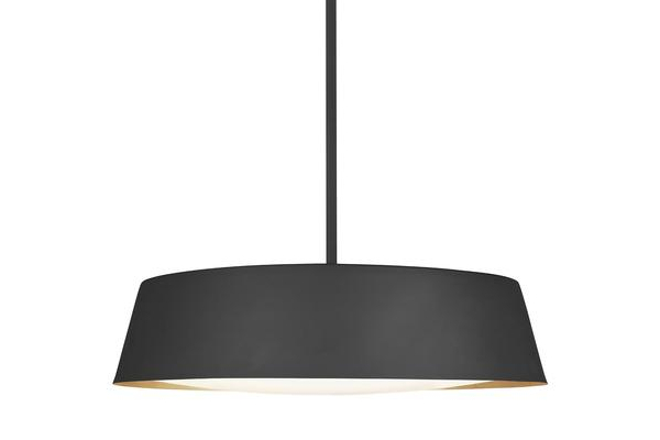 Ascher Pendant Black