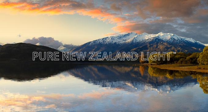 Pure new Zealand Light - Hunza