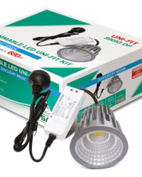Downlight with Insulation