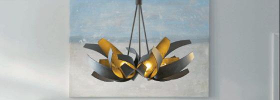 Hubbardton Forge Corona Pendant