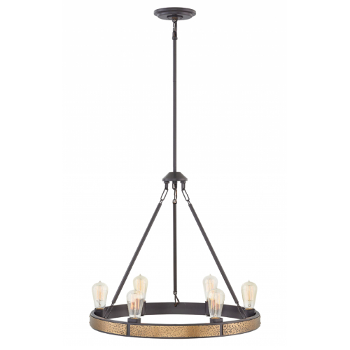 Everett 6 Light Pendant