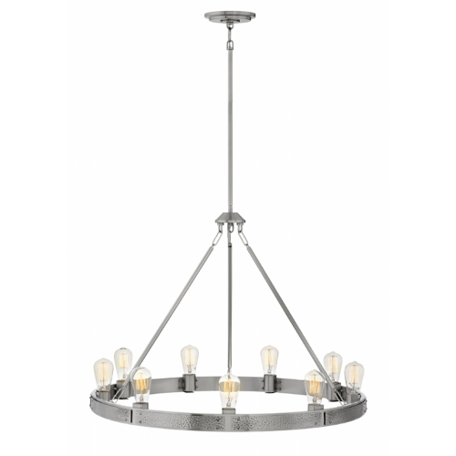 Everett 9 Light Pendant
