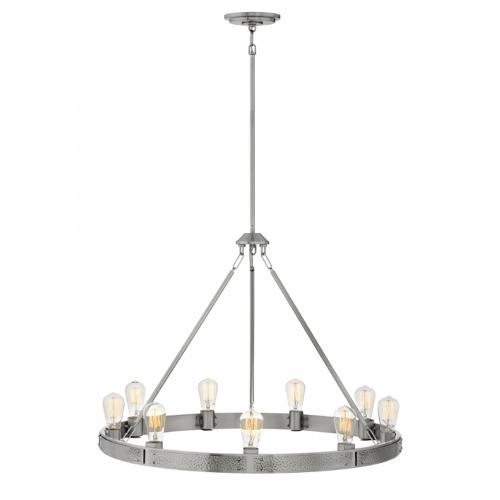 Everett 9 Light Pendant