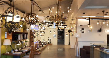 image of the inside of our showroom